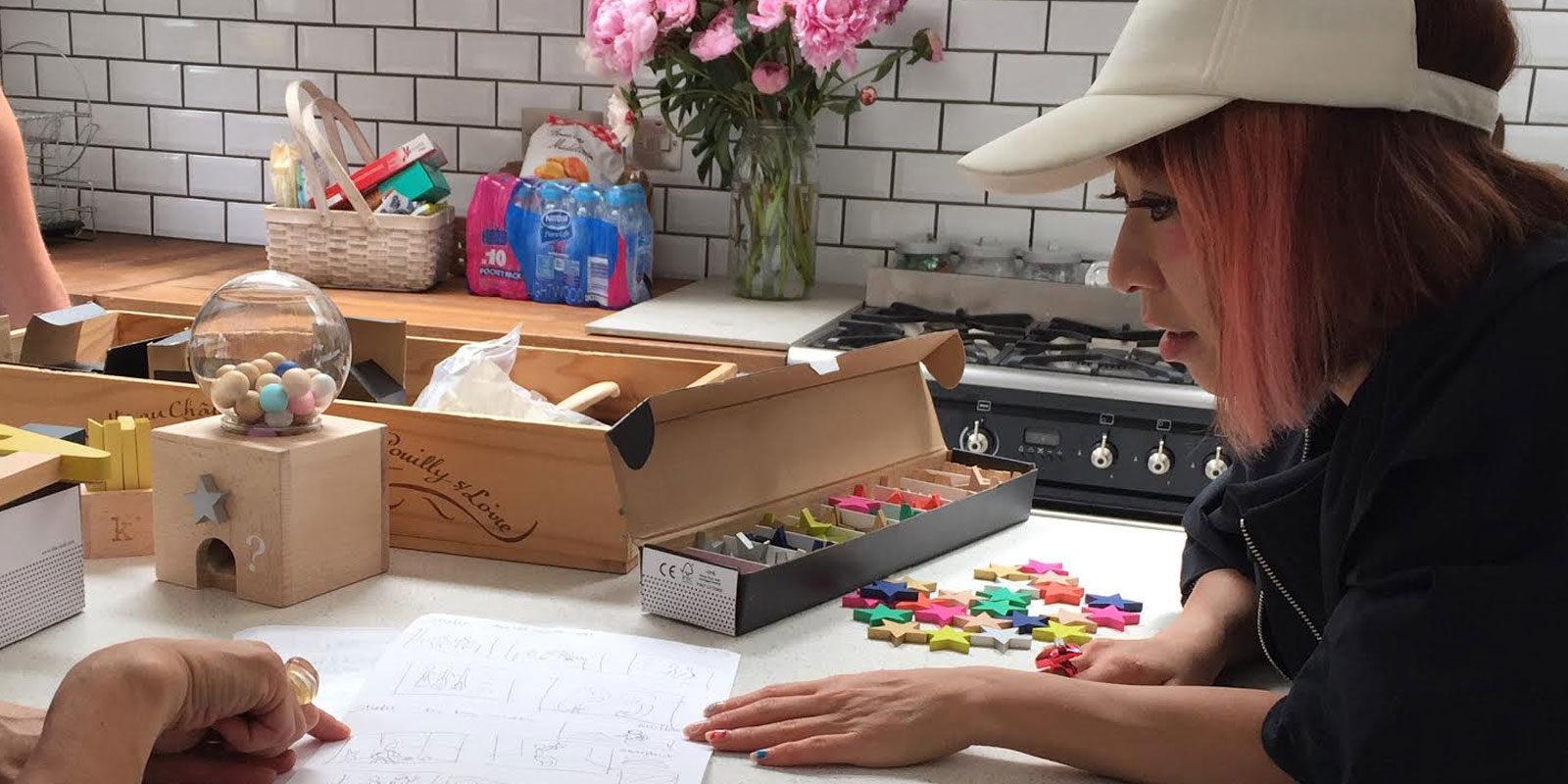 Life of a Toy Designer: Kiko+