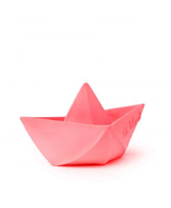 Origami Bootje Roze