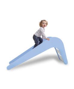 Houten Glijbaan Blue Whale