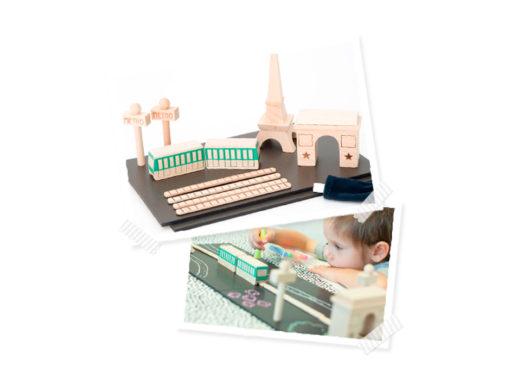 Machi Parijs speelbord