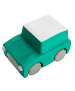 Kuruma speelgoedauto groen