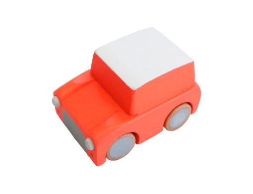 Kuruma speelgoedauto oranje