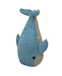 Rocky Whale Deurstopper/Boekensteun