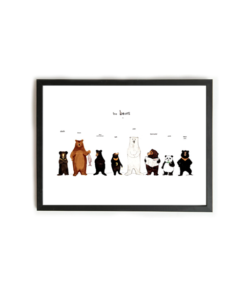The Bear Family
