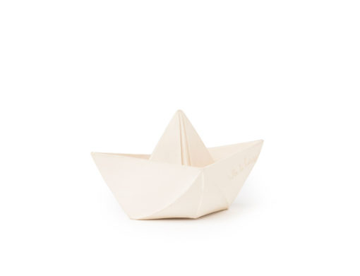 Origami bootje wit