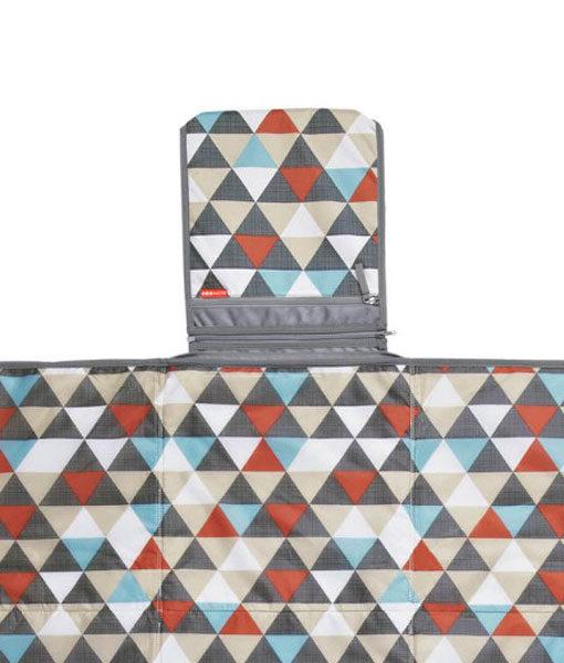 Skip Hop Central Park picknickkleed triangles