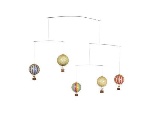 Authentic Models | Mobiel Luchtballonnen