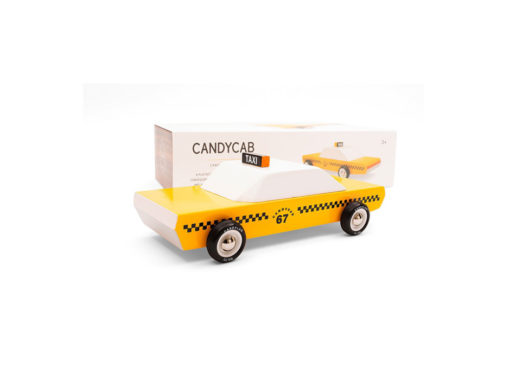 CandyCab + packaging