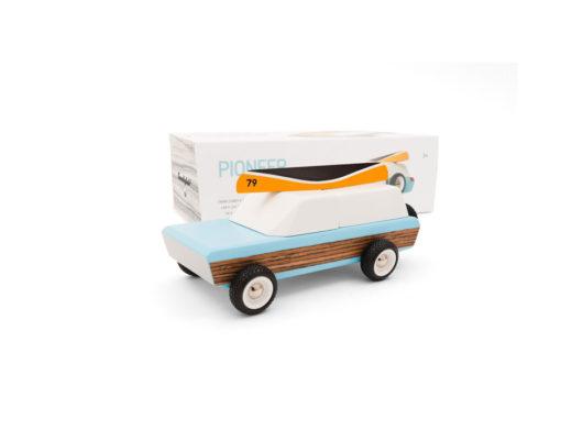 Pioneer + packaging