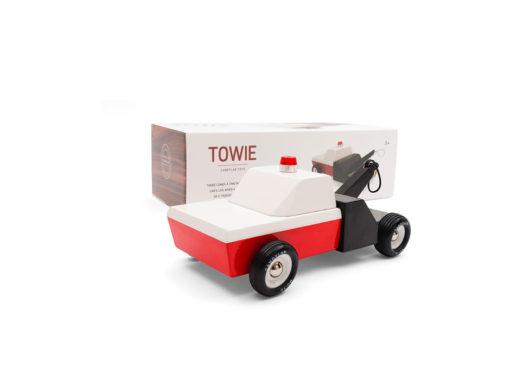 Towie + packaging