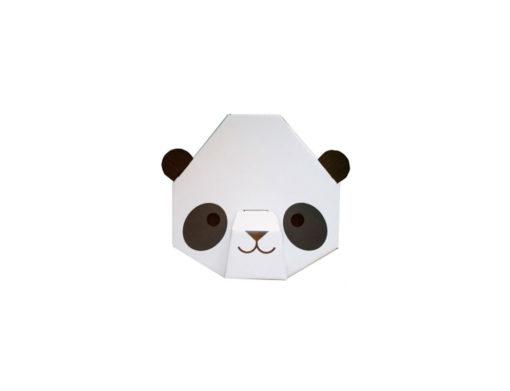 Little Panda Head