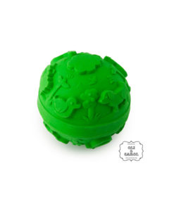 Rubber babybal Groen