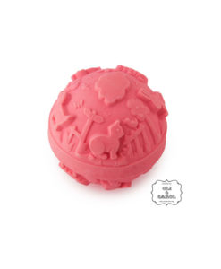 Rubber babybal roze