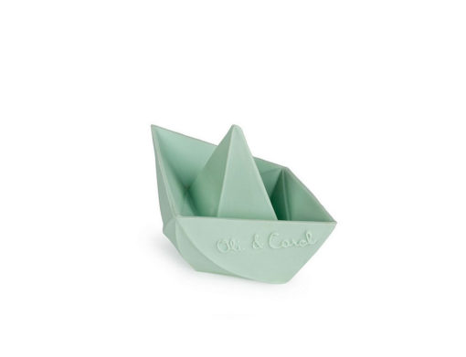 Origami bootje mint